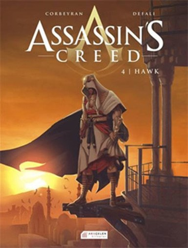 Assassin's Creed 4 - Hawk