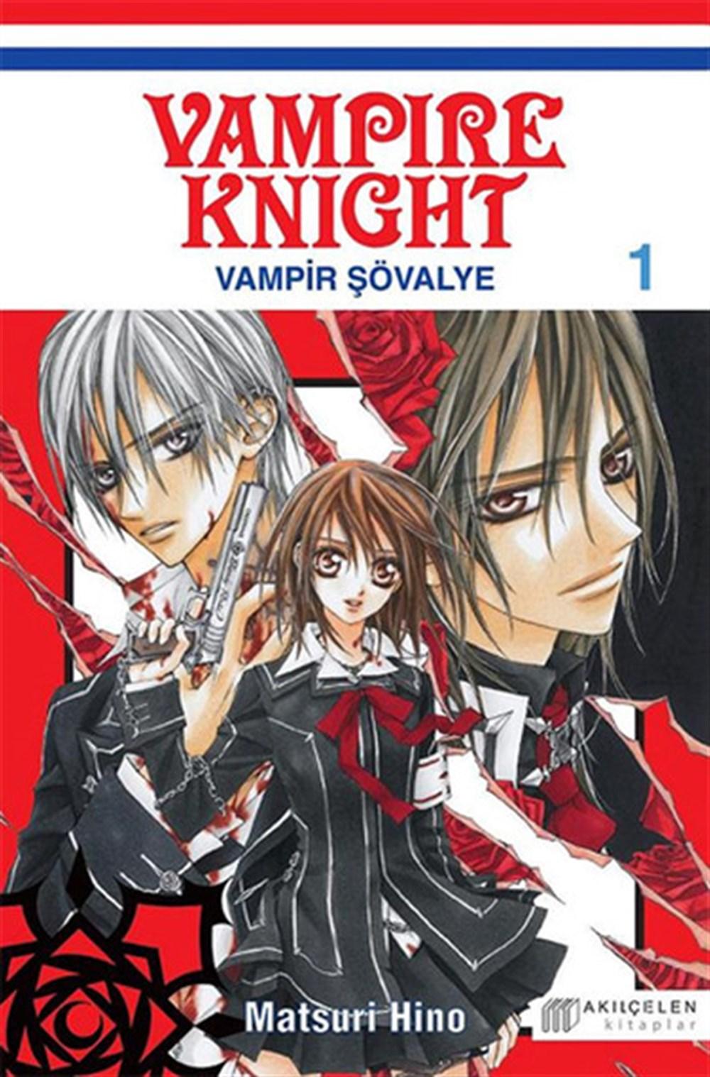 Vampir Şövalye Cilt 1