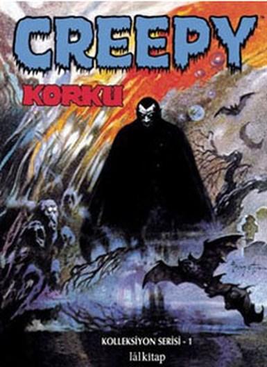 Creepy Cilt 1 - Korku