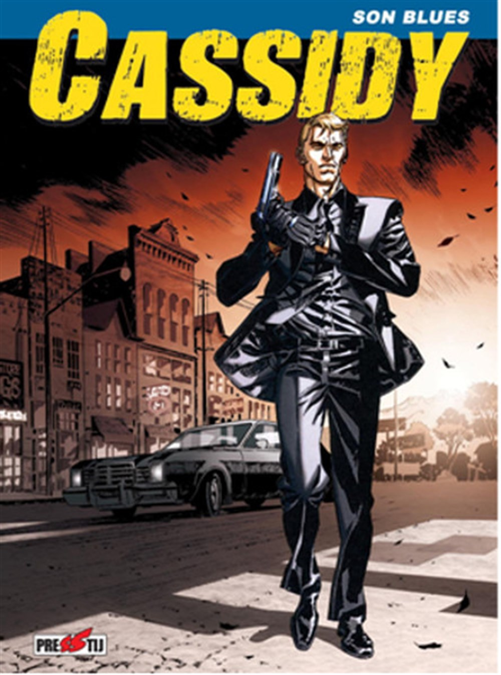 Cassidy Cit 1 - Son Blues