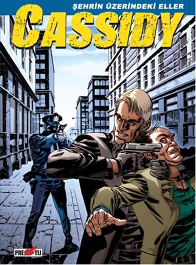 Cassidy Cit 2 - Şehrin Üzerindeki Eller