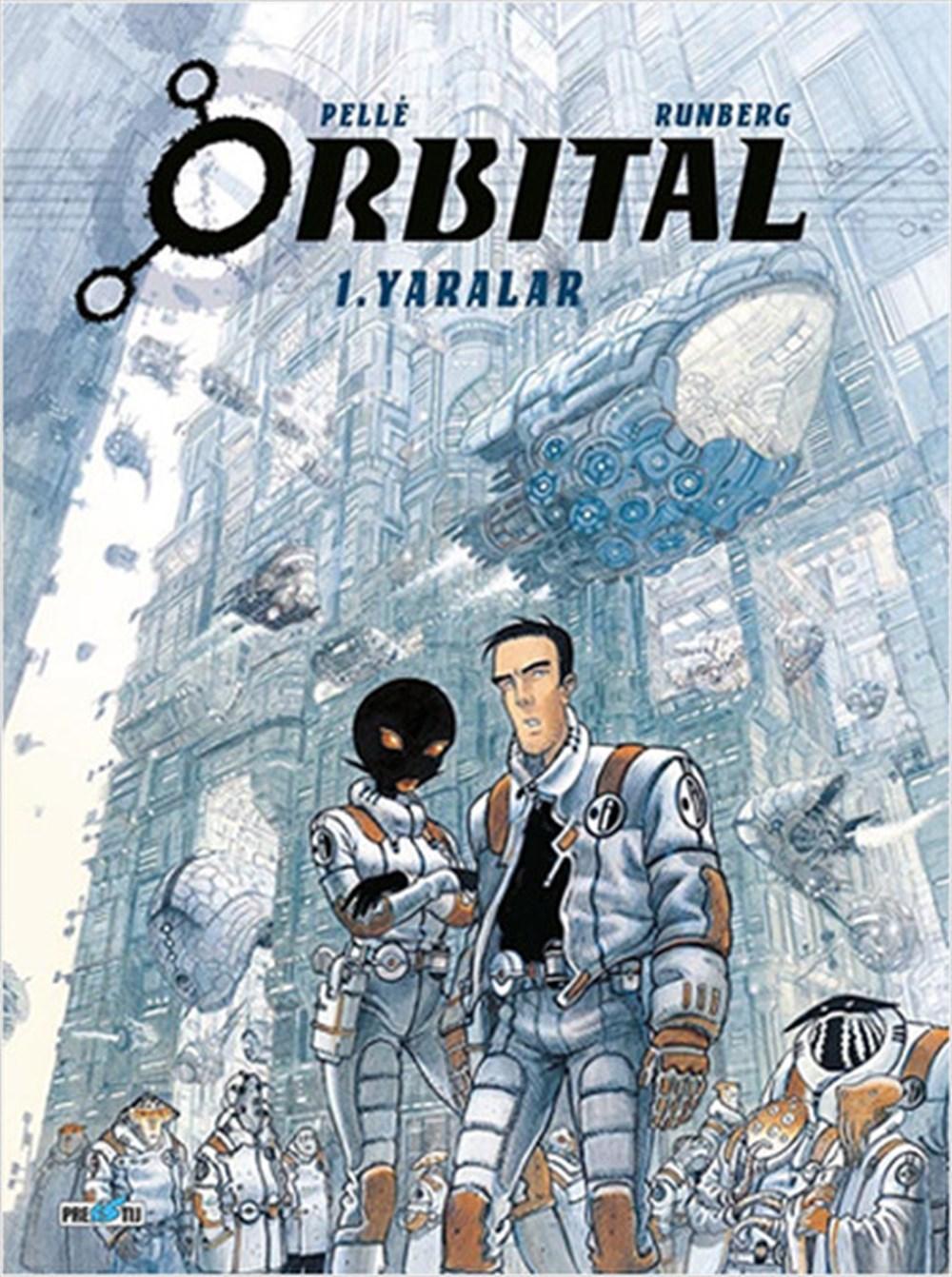 Orbital 1 - Yaralar