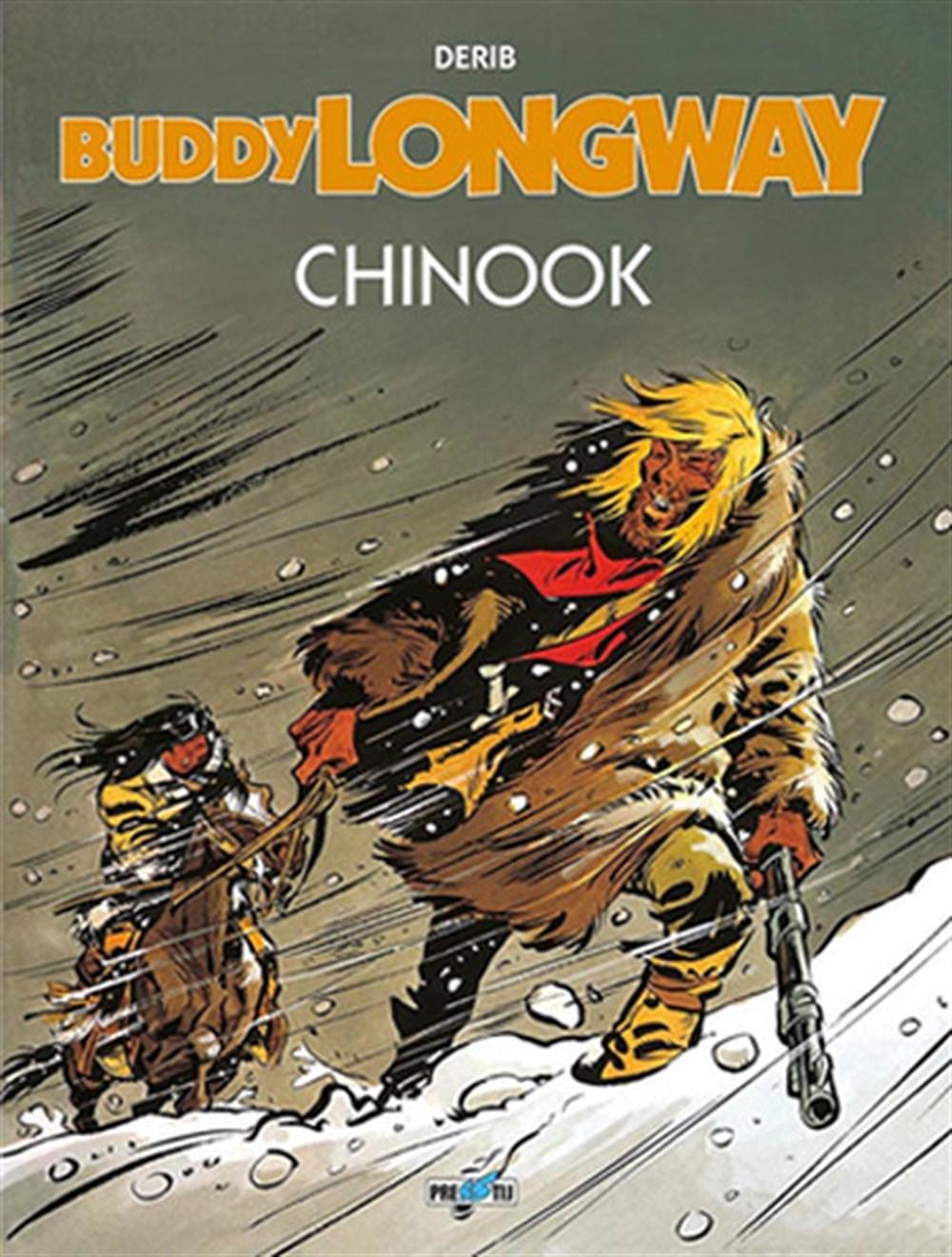 Buddy Longway: Chinook