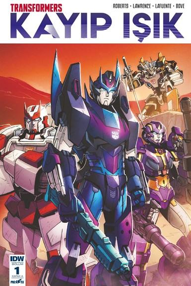 Transformers - Kayıp Işık 1: Kapak A