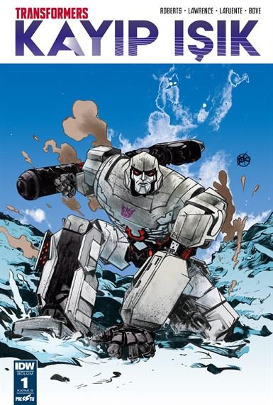 Transformers - Kayıp Işık 1: Kapak B