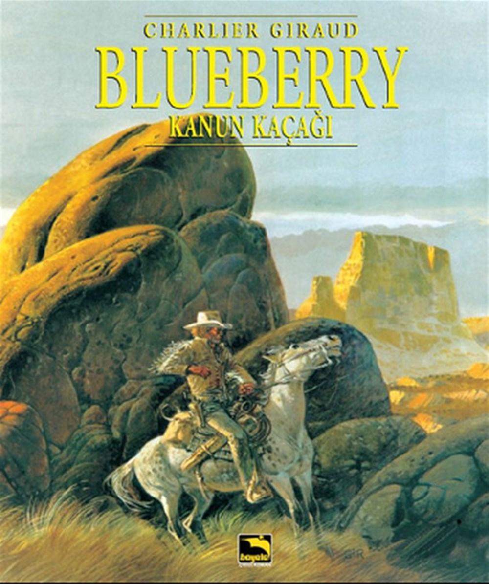 Blueberry Cilt 5 - Kanun Kaçağı