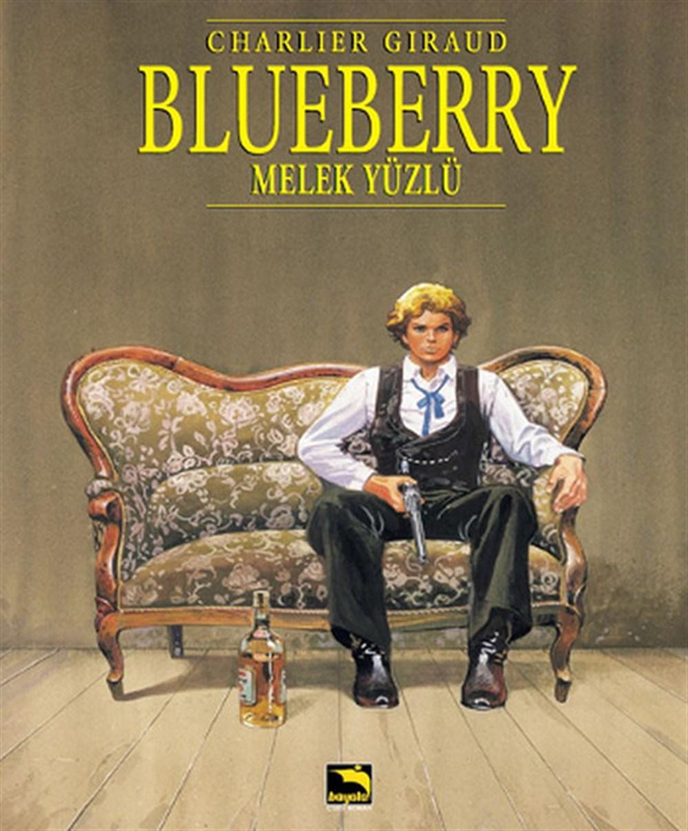 Blueberry Cilt 6 - Melek Yüzlü