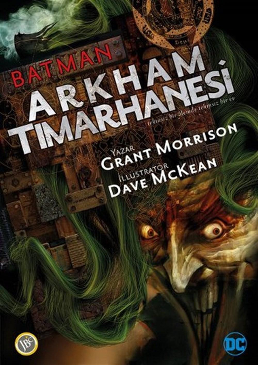 Batman: Arkham Tımarhanesi