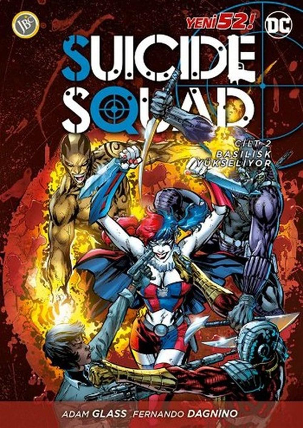 Suicide Squad Yeni 52 Cilt 2: Basilisk Yükseliyor