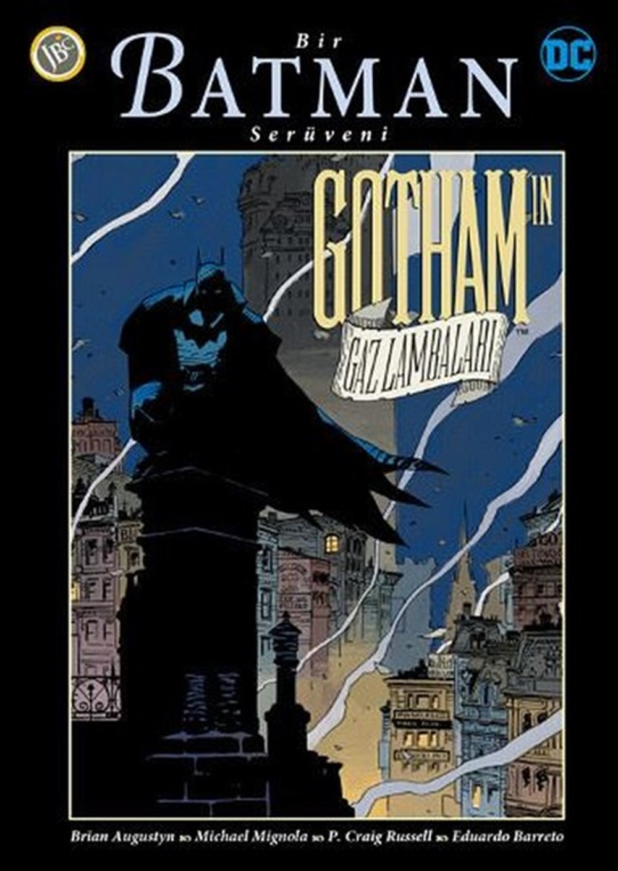 Batman: Gotham'ın Gaz Lambaları (BASKISI TÜKENDİ!)