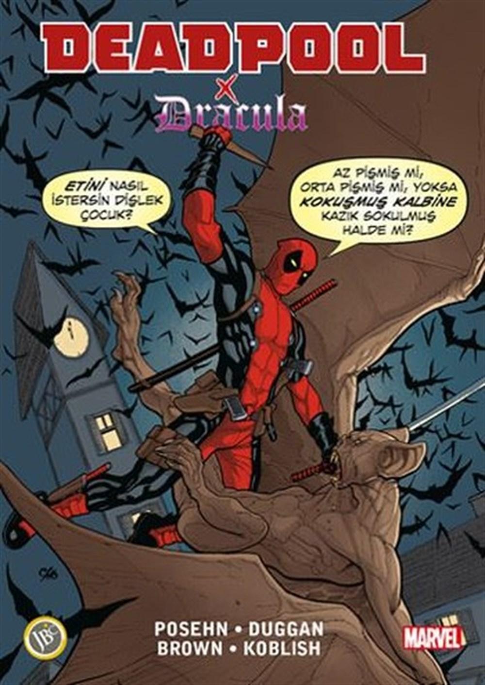 Deadpool - Dracula