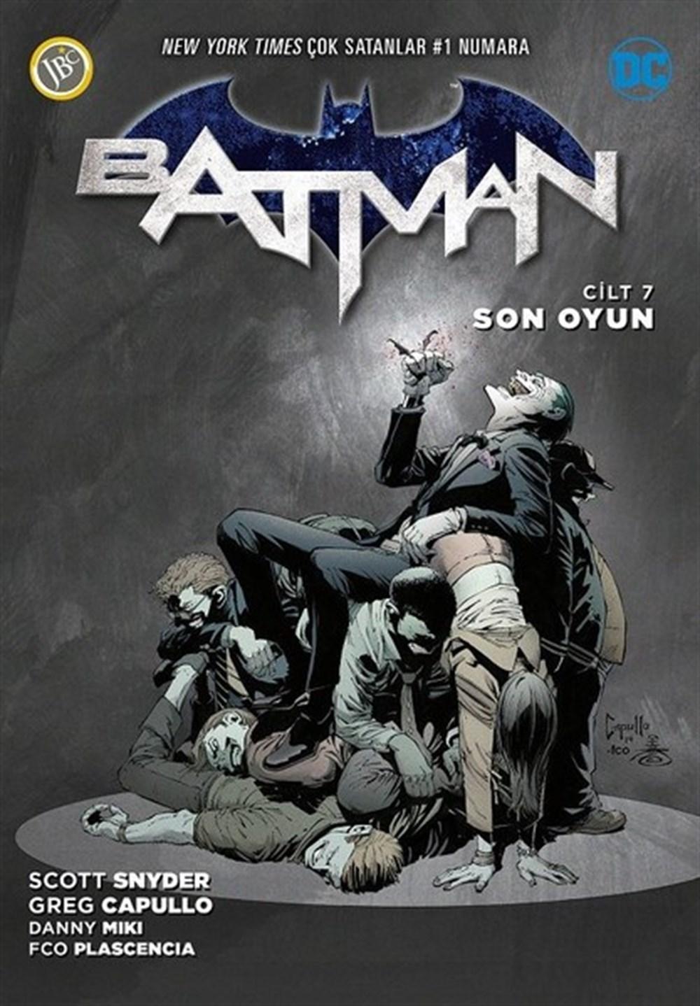 Batman Yeni 52 Cilt 7: Son Oyun