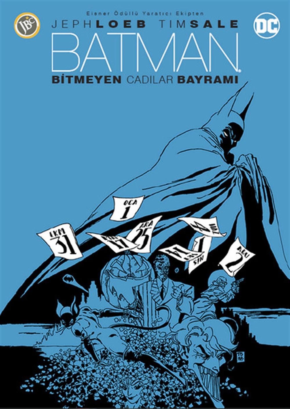 Batman: Bitmeyen Cadılar Bayramı