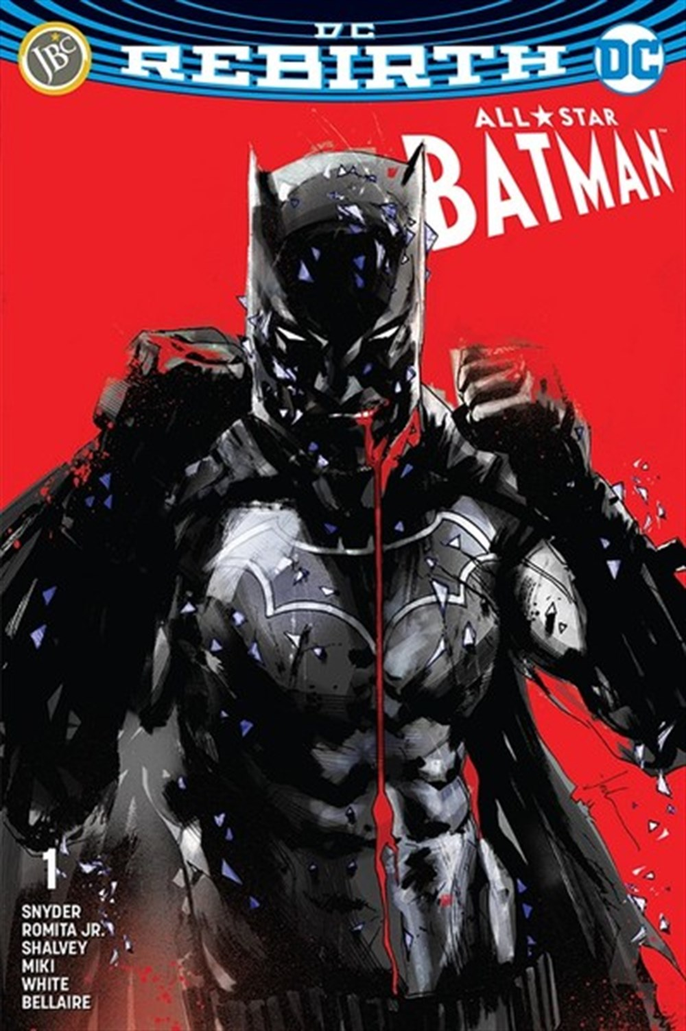 All-Star Batman Sayı 1