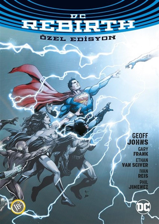 DC Rebirth - Özel Edisyon