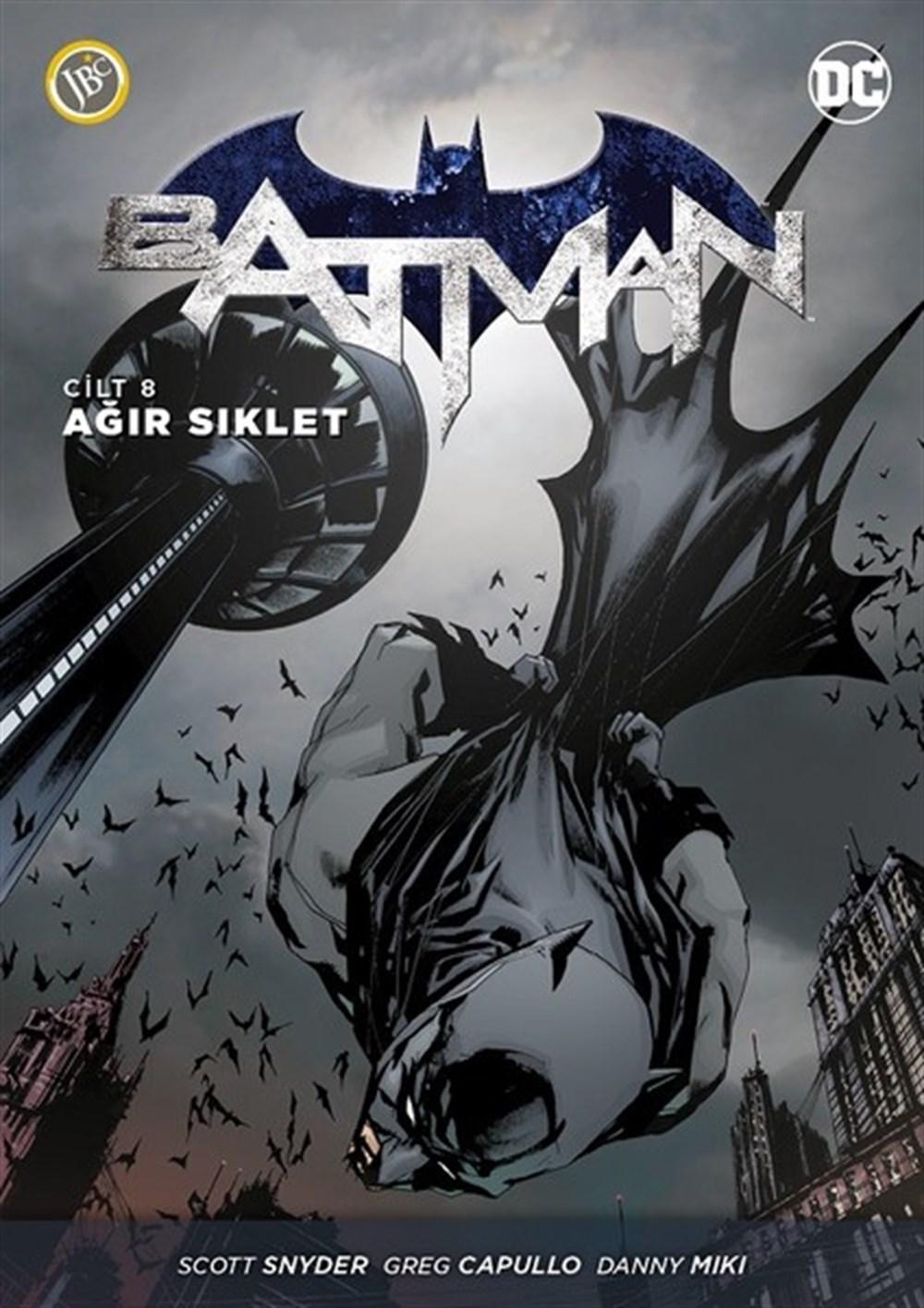 Batman Yeni 52 Cilt 8: Ağır Siklet