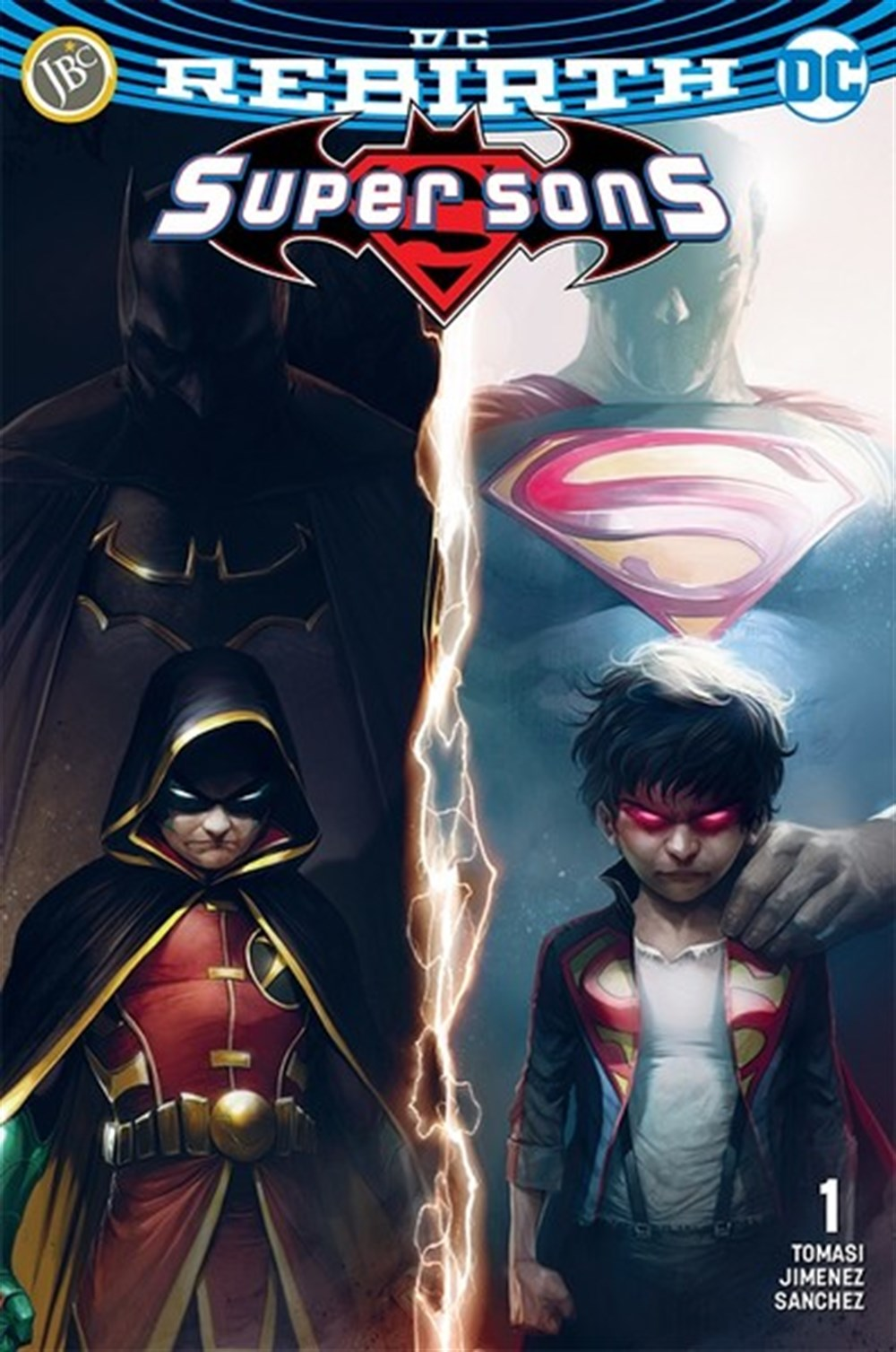 Super Sons Sayı 1