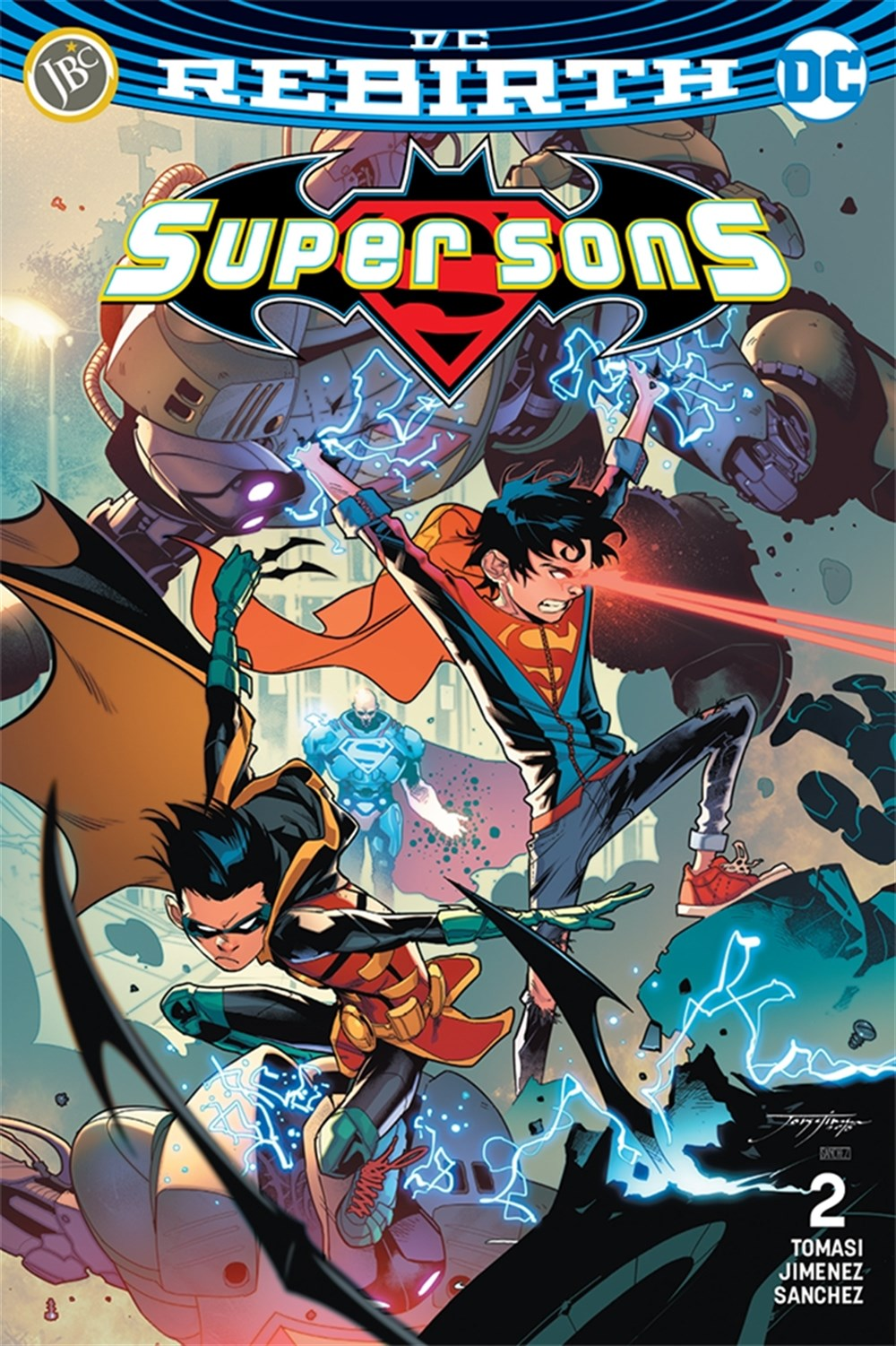 Super Sons Sayı 2