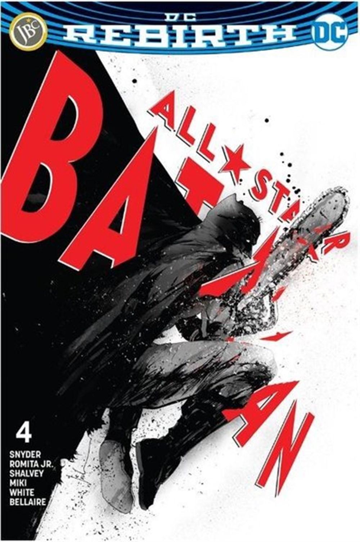 All-Star Batman Sayı 4