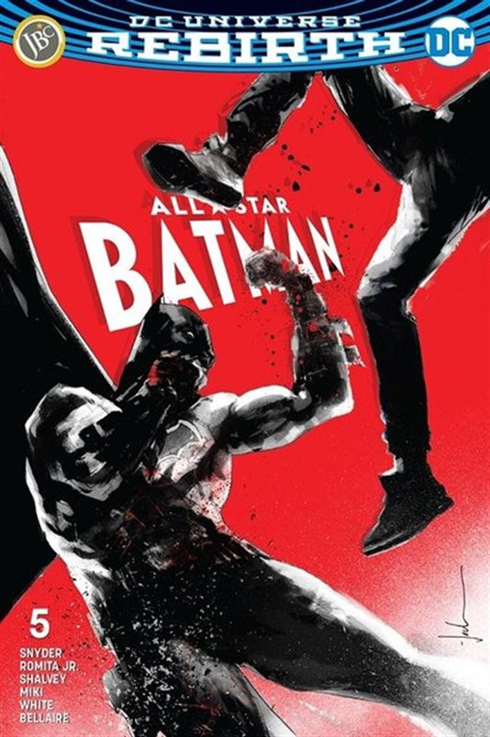 All-Star Batman Sayı 5
