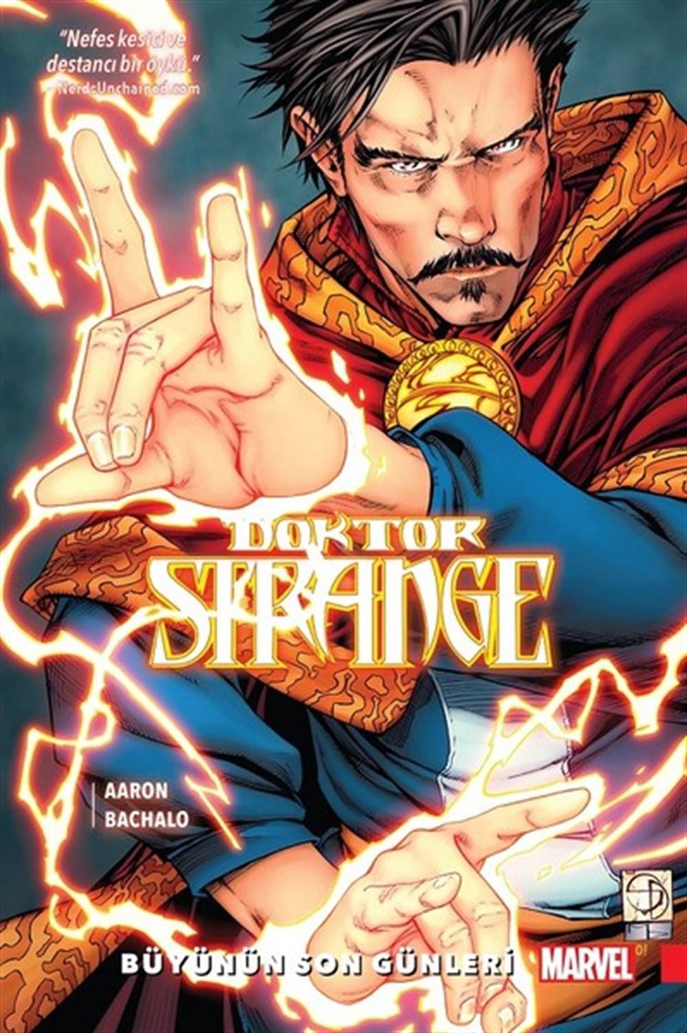 Doktor Strange Cilt 2: Büyünün Son Günleri