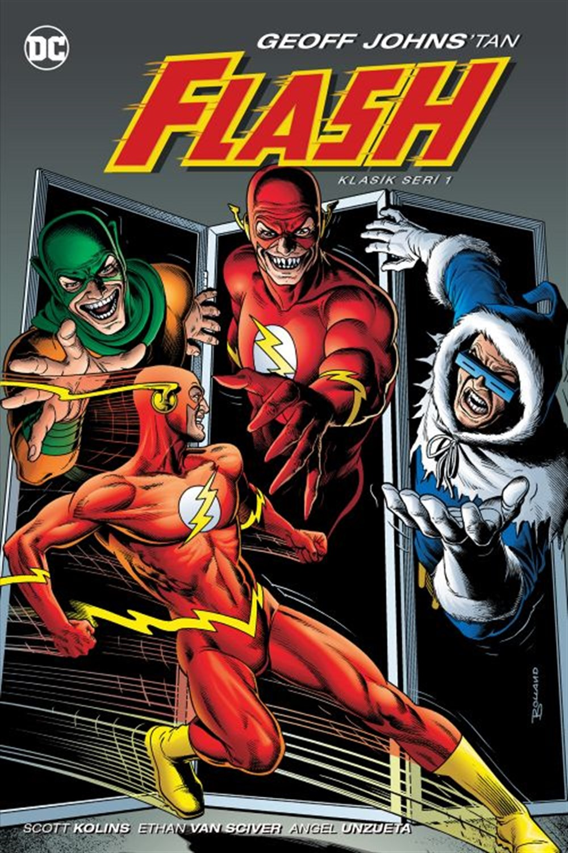 Flash: Klasik Seri 1 - Geoff Johns'tan