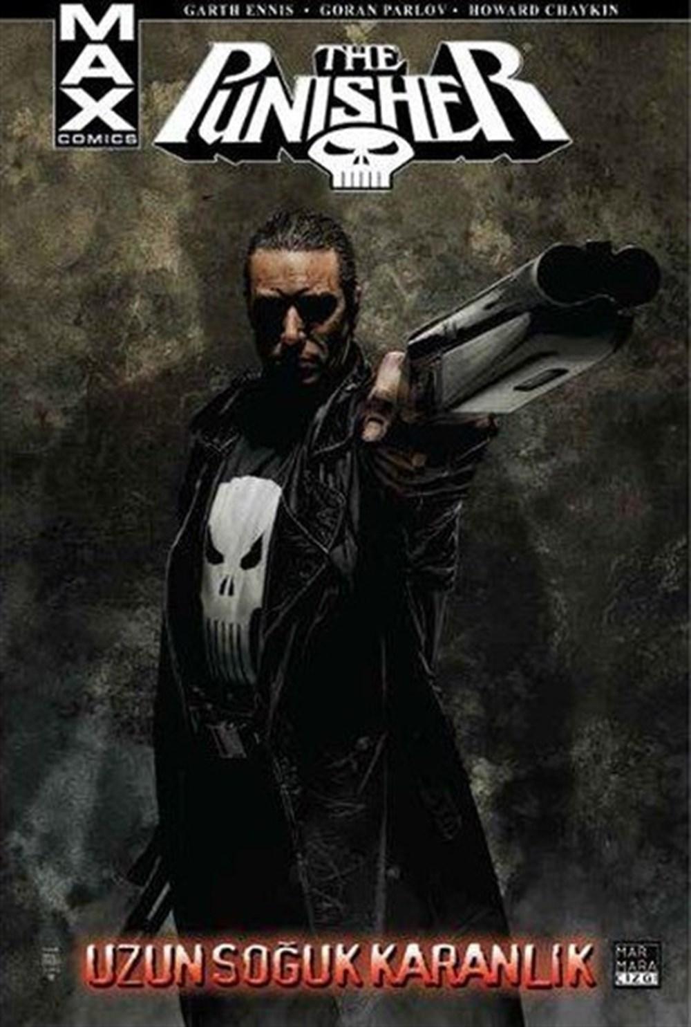 The Punisher Max 9: Uzun Soğuk Karanlık