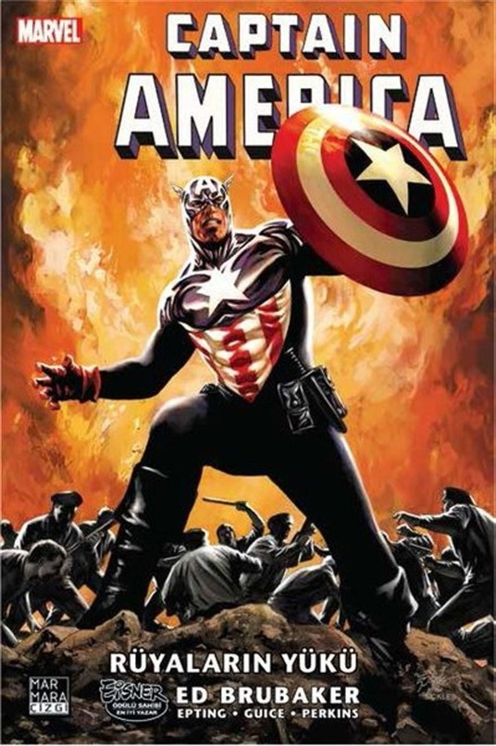 Captain America'nın Ölümü Cilt 2: Rüyaların Yükü