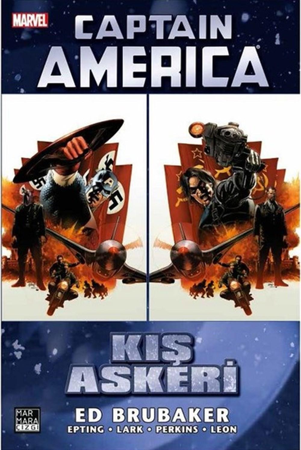 Captain America - Kış Askeri