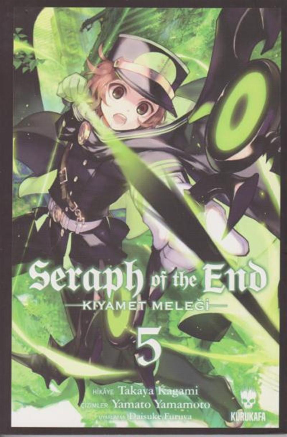 Seraph of the End - Kıyamet Meleği - Cilt 5