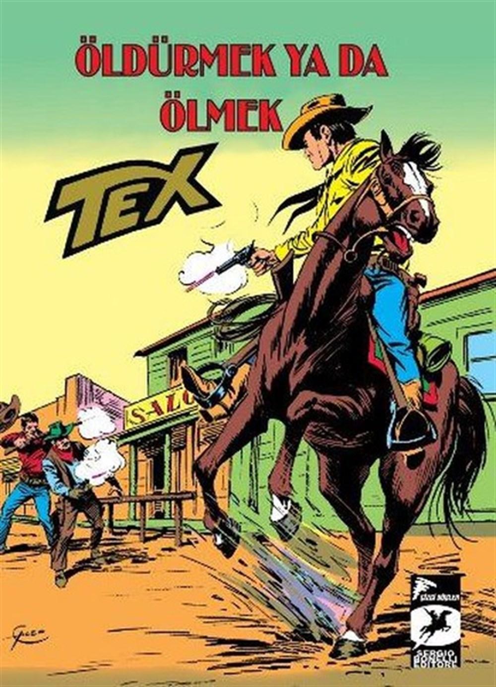 Tex Klasik Seri 29: Öldürmek ya da Ölmek