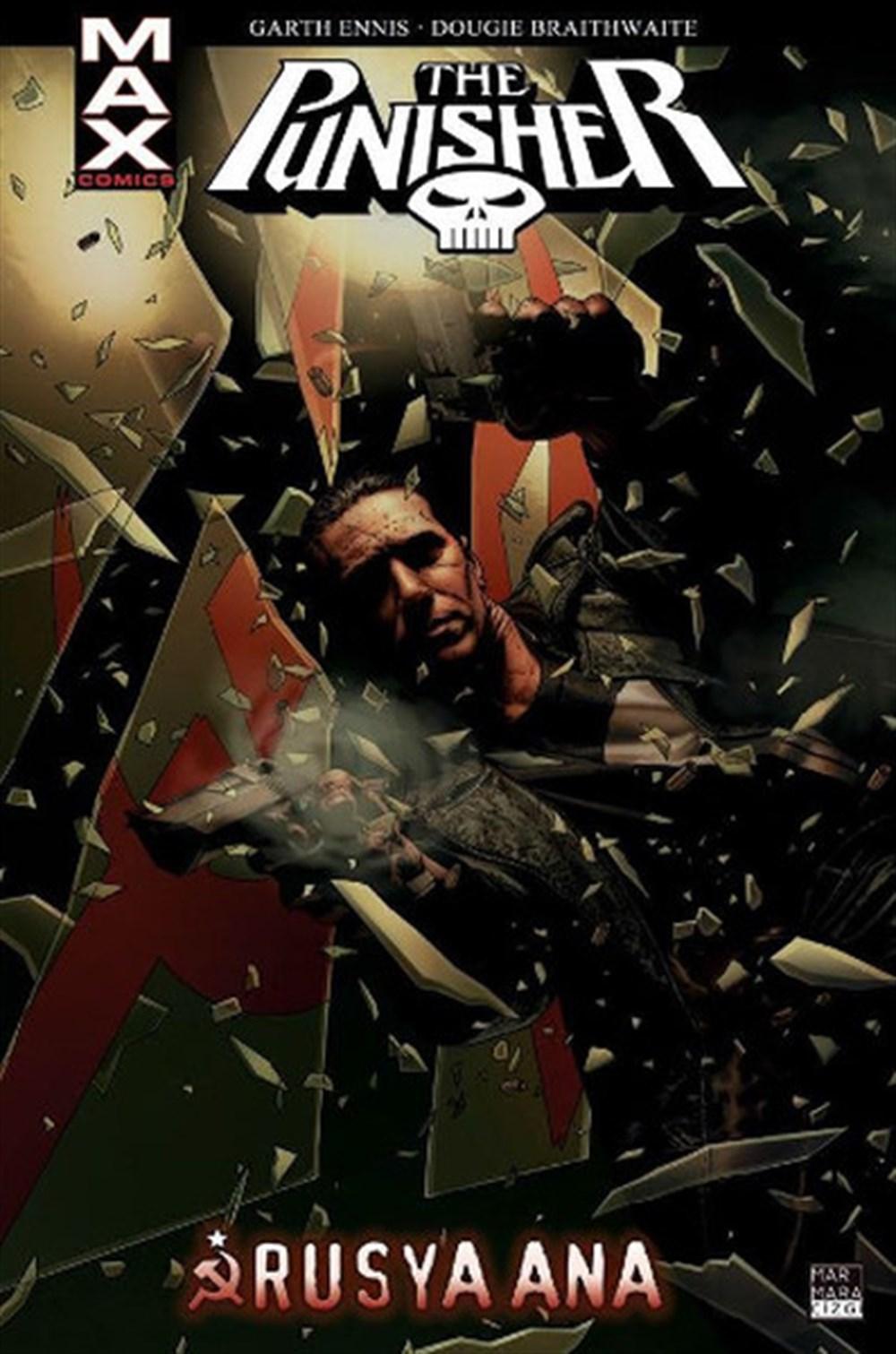 The Punisher Max 3: Rusya Ana