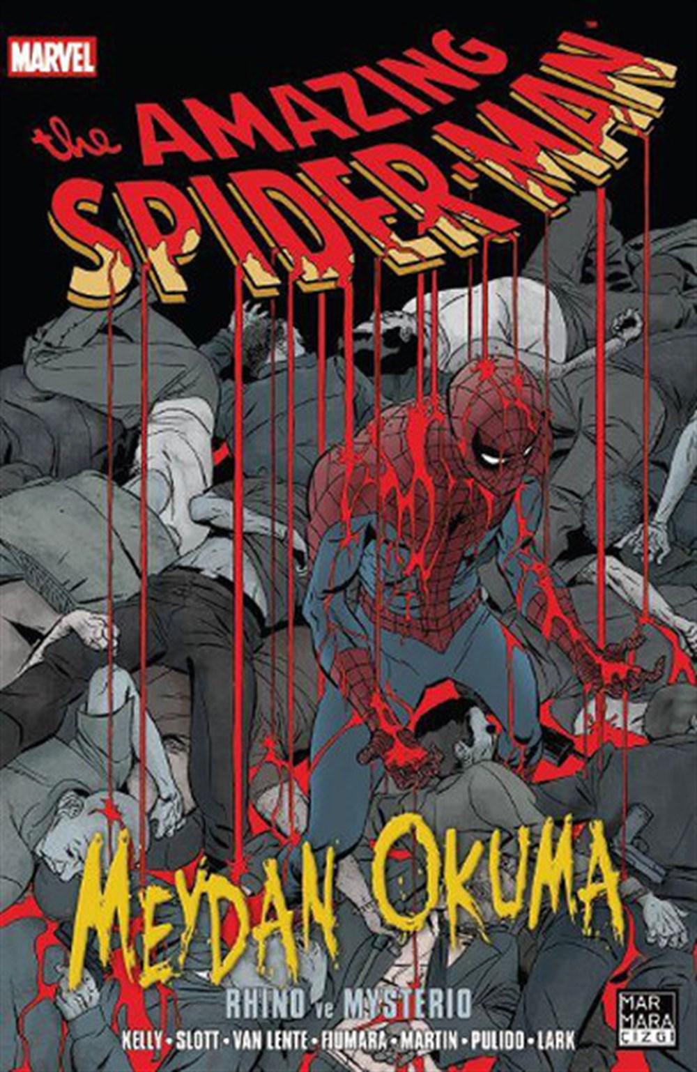 The Amazing Spider-Man Cilt 15: Meydan Okuma Cilt 2:  - Rhino ve Mastrerio