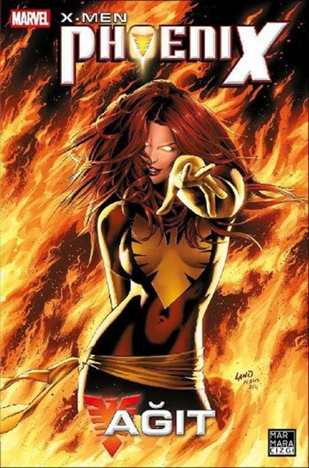 X-Men Phoenix - Ağıt