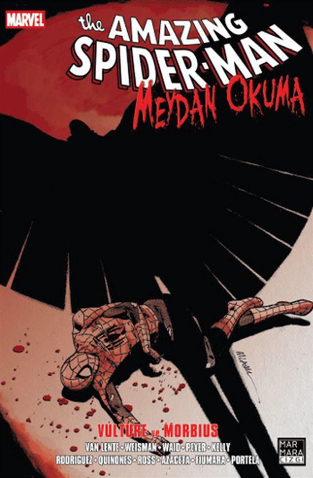 The Amazing Spider-Man Cilt 16: Meydan Okuma