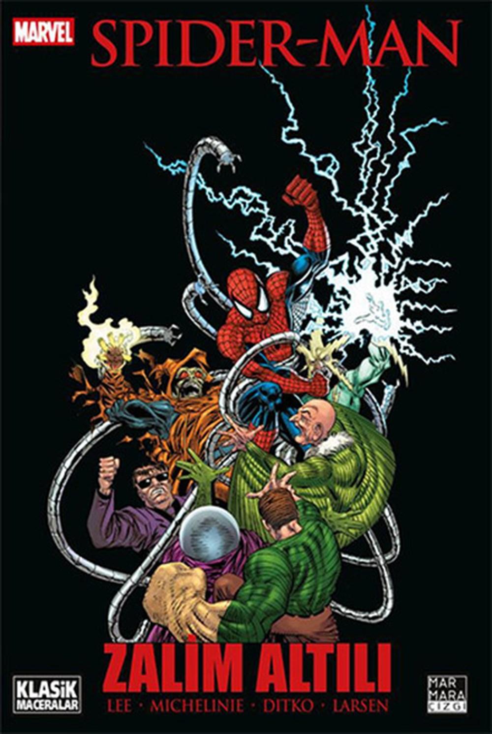 Spider-Man: Zalim Altılı - Klasik Maceralar