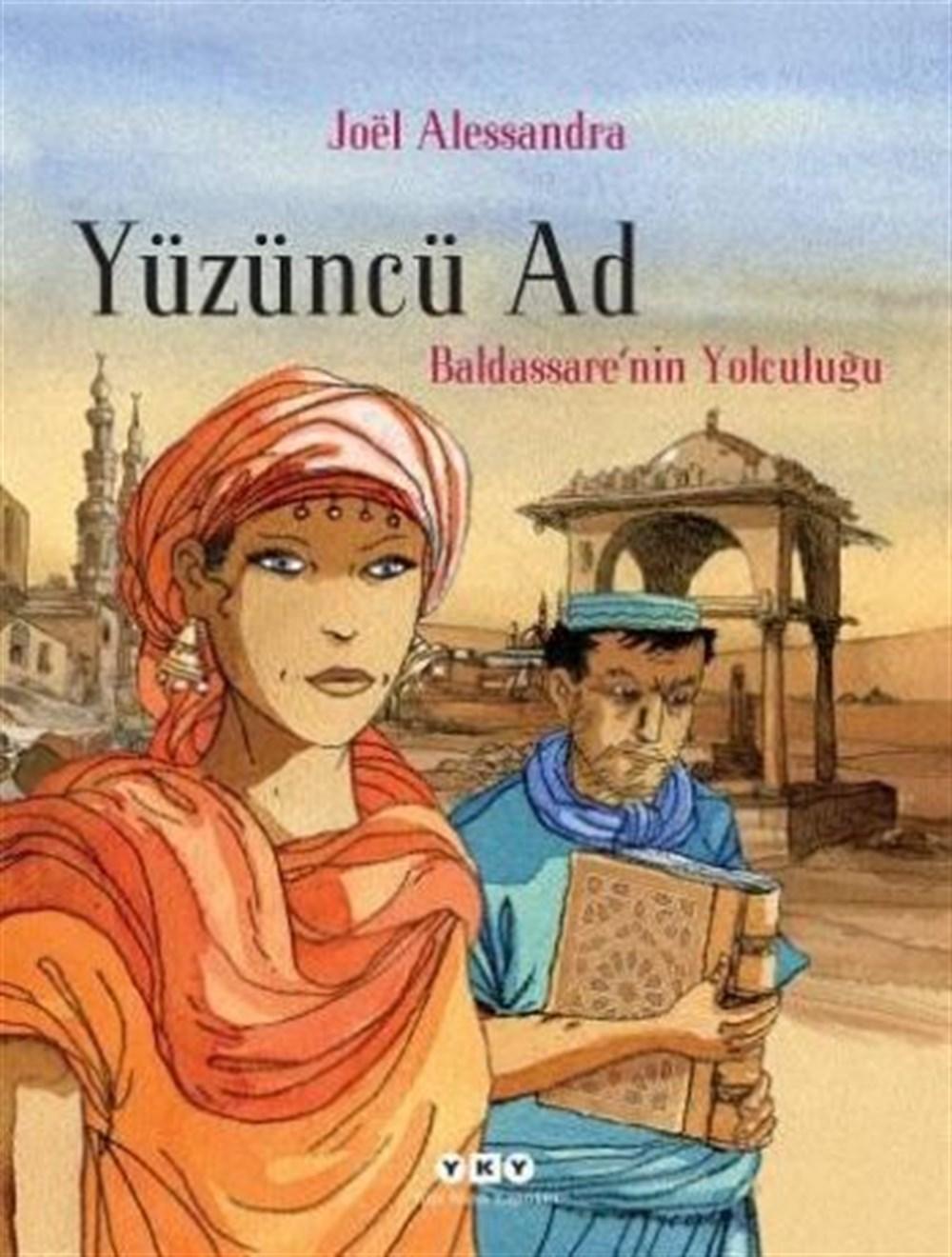 Yüzüncü Ad Cilt 1-Baldassarenin Yolculuğu