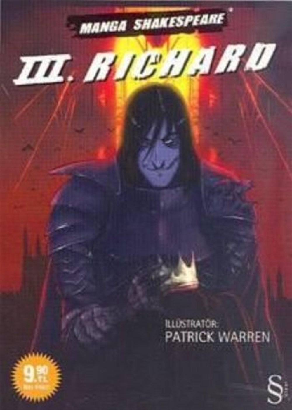 Manga Shakespeare: 3. Richard