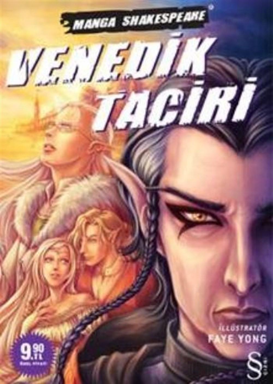 Manga Shakespeare: Venedik Taciri