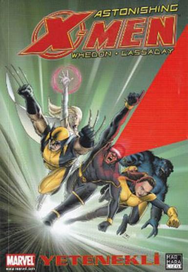 Astonishing X-Men 1: Yetenekli
