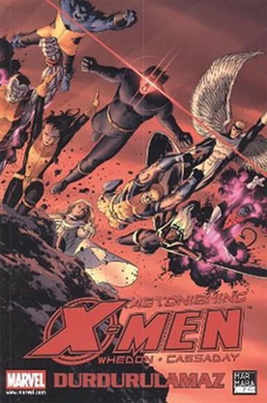 Astonishing X-Men 4: Durdurulamaz