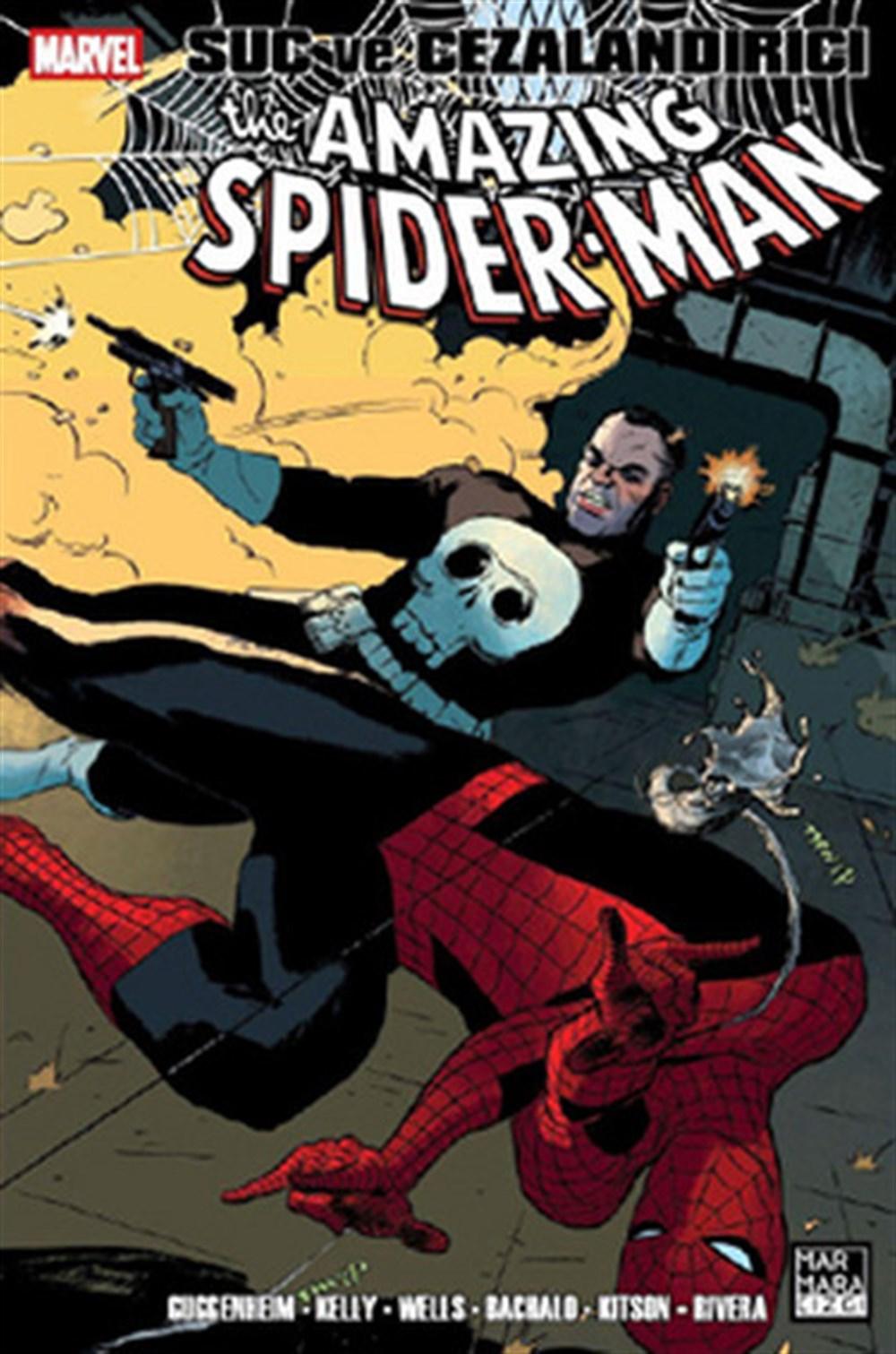 The Amazing Spider-Man Cilt 6: Suç ve Cezalandırıcı