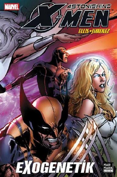 Astonishing X-Men 6: Exogenetik