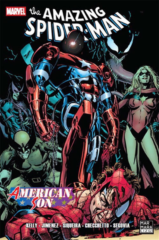 The Amazing Spider-Man Cilt 10: American Son