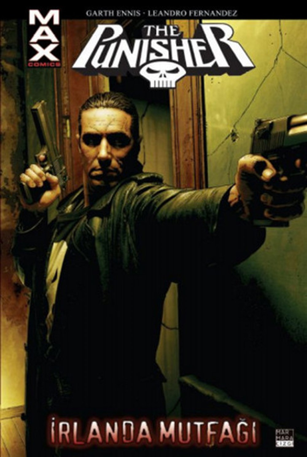 The Punisher Max 2: İrlanda Mutfağı