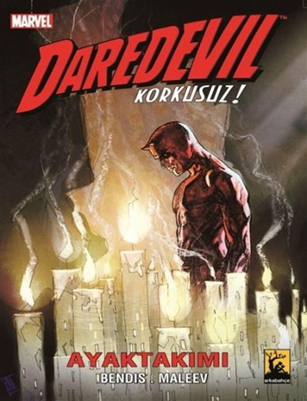 Daredevil Cilt 3: Ayaktakımı