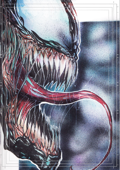 Görkem Demir Holo Sketch Card No: 27