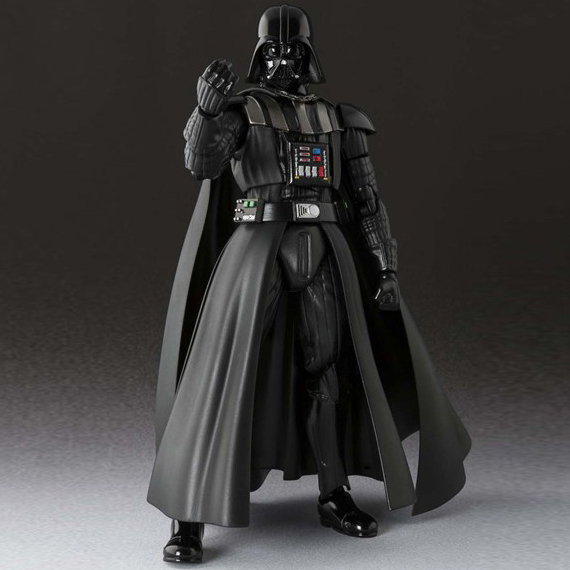 Darth Vader - Re-issued - Bandai S.H. Figuarts