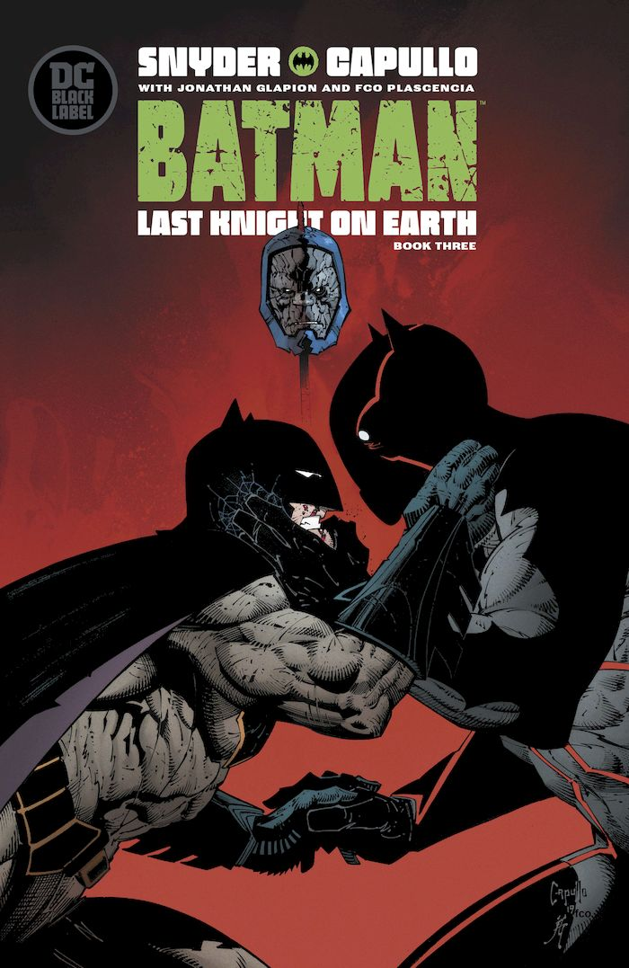 BATMAN LAST KNIGHT ON EARTH #3 (OF 3)