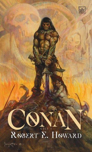 Conan Cilt 1 (Sert Kapak)